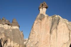 Vallée d'amour, région de Goreme, Turquie Images libres de droits