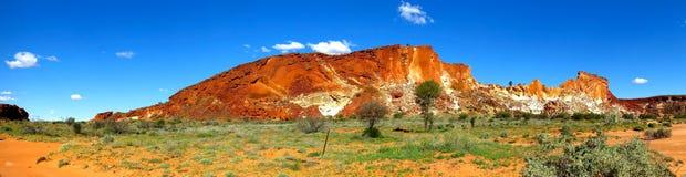 Vallée d'arc-en-ciel, territoire du nord, Australie images libres de droits