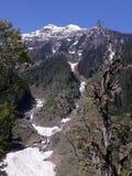 Vallée d'Aru Photos libres de droits