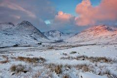 Vallée d'Ogwen Image libre de droits