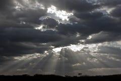 Vallée d'Omo, Ethiopie Photographie stock libre de droits