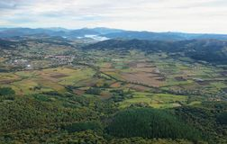Vallée d'Orduna et environs, rotation images libres de droits