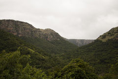 Vallée d'Oribi Images stock