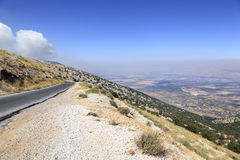 Vallée de Beqaa, Liban photos stock