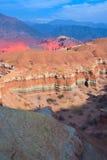 Vallée de Cafayate Image libre de droits