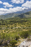 Vallée de Calchaqui à Tucuman, Argentine Image stock