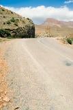 Vallée de Dades, Maroc Images libres de droits