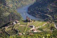 Vallée de Douro Photos stock