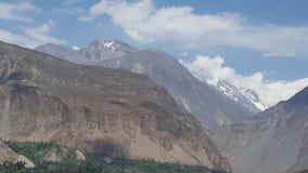 Vallée de Hunza Photographie stock