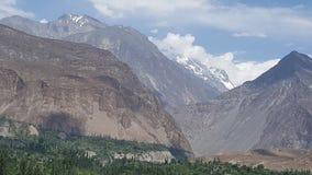 Vallée de Hunza Photos libres de droits