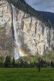 Vallée de Lauterbrunnen en Suisse Image stock