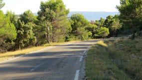 Vallée de Luberon Images libres de droits