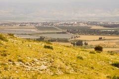 Vallée de Maayanot Image stock