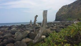 Vallée de Molokai Images libres de droits