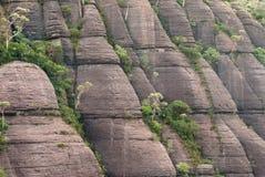 Vallée de monolithe Images libres de droits