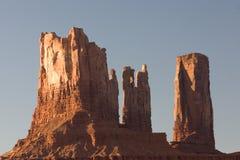 Vallée de monument Photographie stock