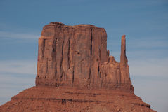 Vallée de monument Image stock