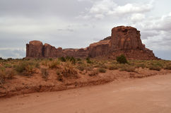 Vallée de monument photo stock