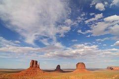 vallée de monument Image libre de droits