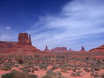 Vallée de monument en Arizona Photo libre de droits