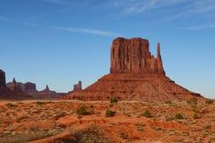 Vallée de monument, parc tribal, Arizona, Utah, Etats-Unis Photographie stock libre de droits