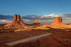 Vallée de monument, Utah, Etats-Unis photos libres de droits