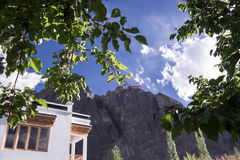 Vallée de Nubra photographie stock libre de droits
