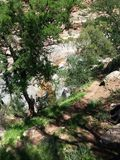 Vallée de paradis Agadir Maroc 7 photographie stock libre de droits