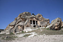 Vallée de Phrygian en Turquie Ville de MIDAS, Eskisehir Images libres de droits