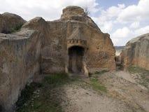 Vallée de Phrygian en Turquie Ville de MIDAS, Eskisehir Photographie stock libre de droits