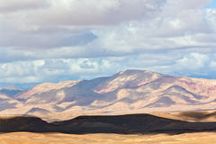 Vallée de roses du Maroc Image libre de droits