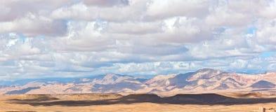 Vallée de roses du Maroc Photographie stock
