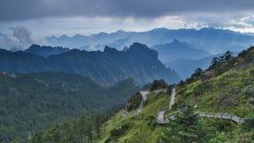 Vallée de ShenNongJia Shennong Photo stock