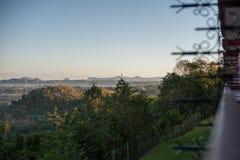 Vallée de Vinales, détail architectural photos stock