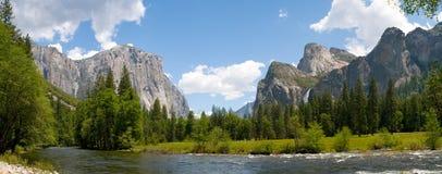 Vallée de Yosemite Photographie stock libre de droits