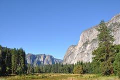 Vallée de Yosemite Image libre de droits