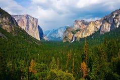 Vallée de Yosemite Images stock