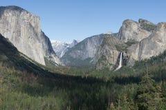 Vallée 03 de Yosemite Photos stock