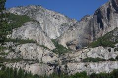 Vallée de Yosemite - la Californie Image libre de droits