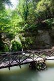 Vallée des guindineaux, Rhodes, Grèce Images libres de droits