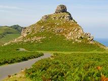 Vallée des roches Images libres de droits