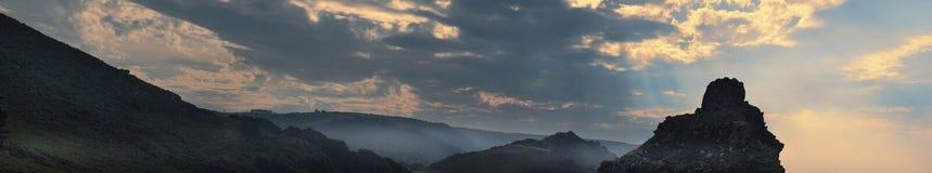 Vallée des roches Image libre de droits
