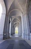 Vallée du tombé Photos libres de droits
