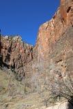Vallée en Zion National Park, Utah Photo libre de droits