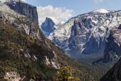 Vallée III de Yosemite Photo libre de droits