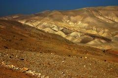 Vallée jordanienne, 9 Images libres de droits