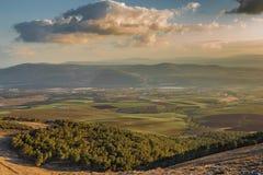 Vallée verte image stock