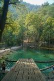 Vallée verte de Fethiye, MuÄŸla, Turquie photo stock