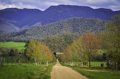 Vallée Victoria Australia intelligente de Buckland images libres de droits
