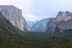vallée yosemite Images stock